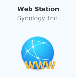Synology Web Station - Webserver installieren