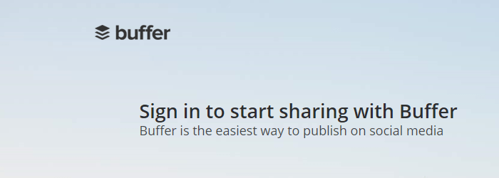 Buffer.com - Start sharing with buffer - the easiest way to share on social media