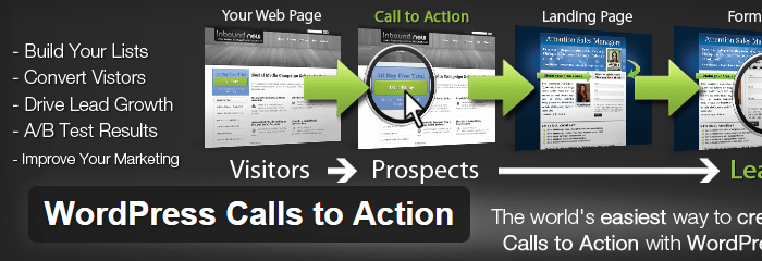 Call-to-Action Buttons - Generatoren WordPress Plugin